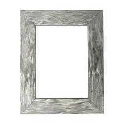 Cornice Color argento 40 x 50 cm