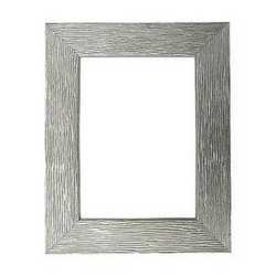 Cornice Color argento 30 x 30 cm
