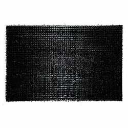 Zerbino Klip nero 40 x 60 cm