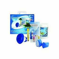 Kit trattamento piscine Spool kit piscin' 1 kg