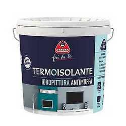 Idropittura murale bianca Boero termoisolante 10 L