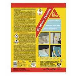 Schiuma poliuretanica Sika Foamfix+ giallo 0,3 L