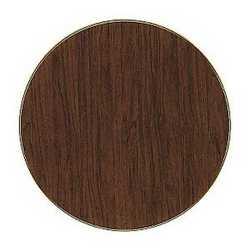 Base tavolo marrone