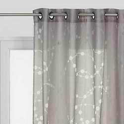 Tenda Bubbles grigio 140 x 280 cm