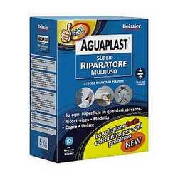 Stucco in polvere Aguaplast Super Riparatore 5 kg