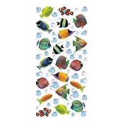 Creative Decor Colorful Fishes