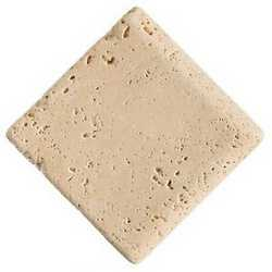 Angolo Marmo Travertino beige 13 x 13 cm