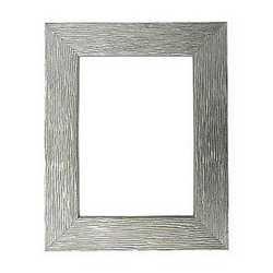 Cornice Color argento 30 x 45 cm