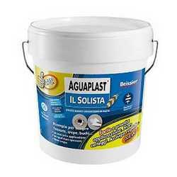 Stucco in pasta Aguaplast Il Solista 4 kg