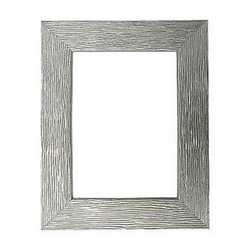 Cornice Color argento 60 x 80 cm