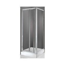 Porta doccia soffietto Europa 90-96 cm