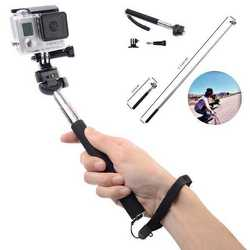 Gopro hero accessori monopiede telescopico