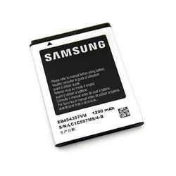 Batteria originale EB454357VU da 1200mAh 3,7V per Samsung Galaxy