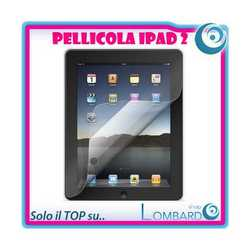 Pellicola posteriore + pellicola display vetro per iPad 2/3