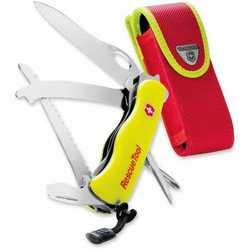 Coltellino Victorinox multiuso rescue tool di soccorso emergenza