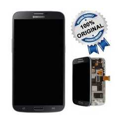 Display Lcd & Touch Ricambio Originale Samsung s4 Mini i9195 Ner