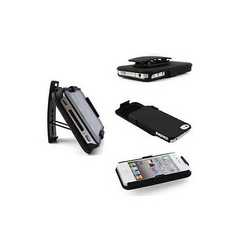 Custodia per iPhone 4/4S con supporto a clip per cintura