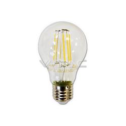 Lampada V-TAC LED E27 da 6W A60 filamento