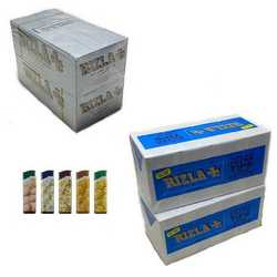 Kit cartine Rizla Silver corte + filtri Rizla ultraslim 5,7mm