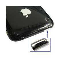 Tasto per pulsante esterno di accensione on/off Apple per IPhone