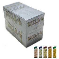 Rizla cartine corte Silver argento in confezione da quattro box