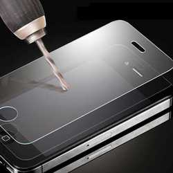 Pellicola temperata per display vetro iPhone 4/4S