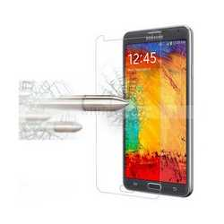Pellicola temperata per display vetro Samsung Note 3