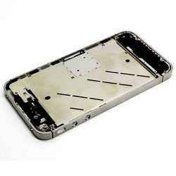 Middle frame telaio cornice centrale in metallo silver per Apple