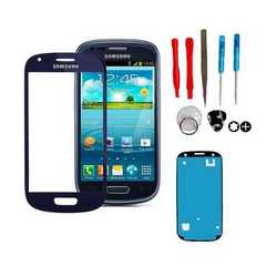 Vetro touch screen per display Samsung Galaxy S3 mini i8190 + bi