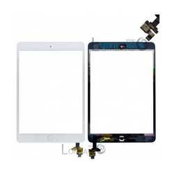 Touch screen per Apple IPAD MINI pannello vetro con connettore I
