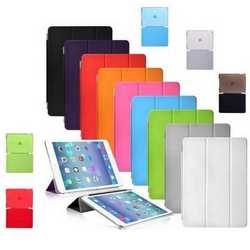 Custodia magnetica smart cover pieghevole per Apple iPad 2 3 4