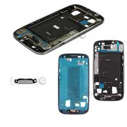 Middle frame telaio centrale metal plate per Samsung Galaxy S3 i