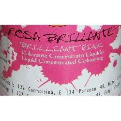 Colorante Rosa Brillante liquido alimentare da 25 gr.