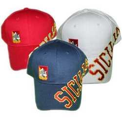 Cappello Sicilia Laterale