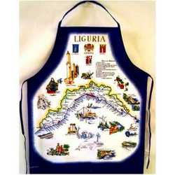 Grembiule Liguria Made in italy