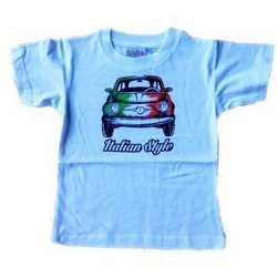 T-Shirt Baby Stampa 500