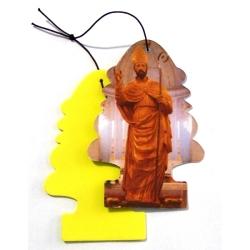 Alberello profumato con Sant'Erasmo cm 10,5x7,2