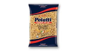 Pasta Anelletti Siciliani Poiatti da 1 kg
