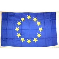 Bandiera Unione Europea in tessuto da cm 150x90