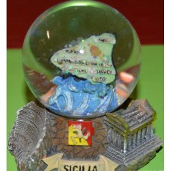 Bolla Sicilia Monumenti cm 6