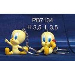 Bomboniere Portachiavi Titti baby cm 3.5 resina Set da 2 pz ass