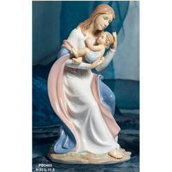 Bomboniere Maternita cm 21 in porcellana