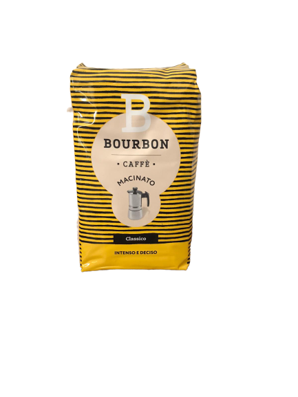 Caffe' Bourbon Classico da 250 gr