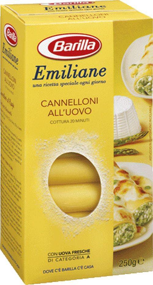 Cannelloni Barilla da 250 grammi