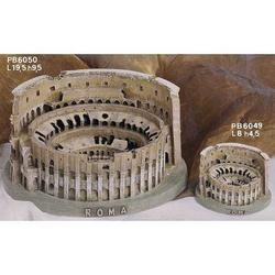 Souvenir Colosseo cm 19.5x9.5 in resina