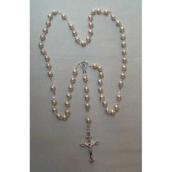 Coroncina perle cm 60