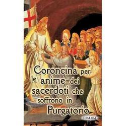 Coroncina per le anime dei sacerdoti che soffrono in Purgatorio