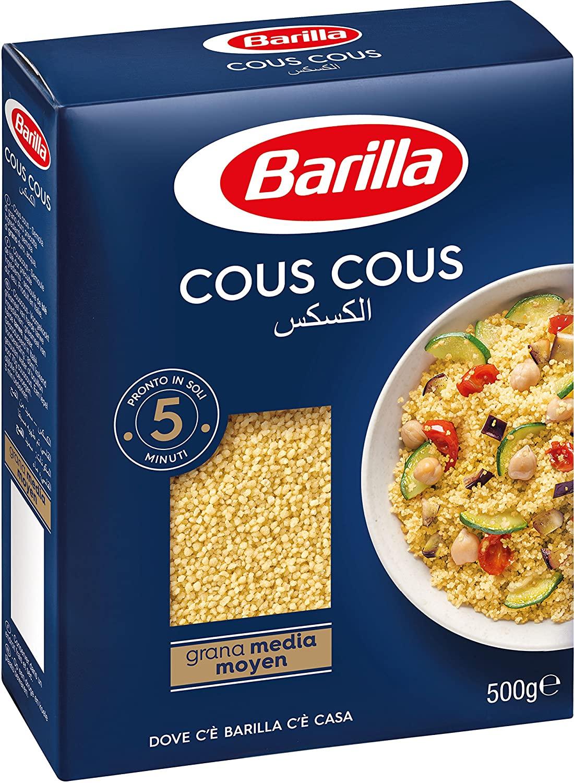 Cous Cous Barilla da 500 gr