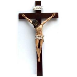 Crocifisso in legno cm 75x40 e Corpo di Cristo cm 50x33