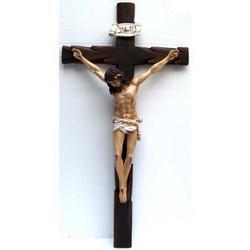 Corpo di Gesu Cristo Crocefisso in resina da cm 78x40